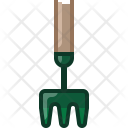 Rake Tillage Gardening Icon
