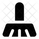 Rake Tool Icon