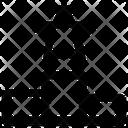 Raking Star Icon