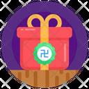 Present Surprise Raksha Bandhan Gift Icon