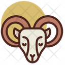 Ram Pet Animal Icon