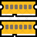 Computer Hardware Parts Icon