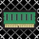 Ram Memory Chip Icon