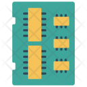 Ram Chip Hardware Icon