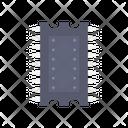 Ram Chip Memory Chip Chip Set Icon