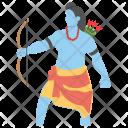 Ram Sita Festival Icon