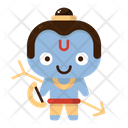 Rama Character Avatar Icon