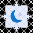 Ramadan Lantern Meal Icon