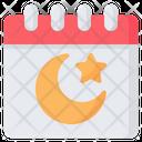 Ramadan Fasting Eid Mubarak Icon
