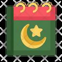 Ramadan Moslem Holy Month Icon