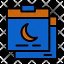 Ramadan Moon Festival Icon