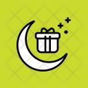Ramadan Gift Celebration Icon