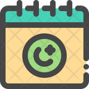 Ramadan Calendar Eid Icon