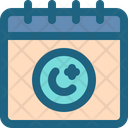 Ramadan Calendar Icon