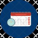 Calendar Object Ramadan Icon