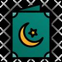 Ramadan Card Icon