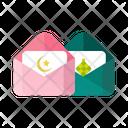 Ramadan Letter Islam Icon