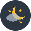 Ramadan Moon Moon Eid Moon Icon