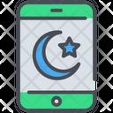 Cellphone Islam Mobile Icon
