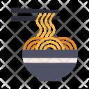 Ramen Food Noodles Icon