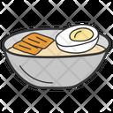 Vareniki Borsch Russian Cuisine Icon