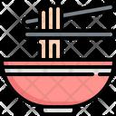 Ramen Udon Japan Icon