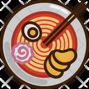 Ramen Noodle Japan Icon