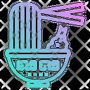 Ramen Soup Food Icon