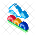 Ramps Jumping Playground Icon