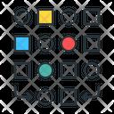 Mrandom Sampling Icon