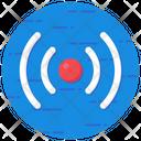 Sensor Detector Feeler Icon
