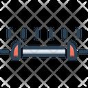 Range Spectrum Limit Icon