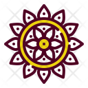 Rangoli Hindu Diwali Icon