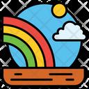 Raninbow Icon
