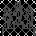 Rank Position Stretegy Icon
