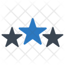 Rank Rating Star Icon