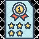 Rank Class Category Icon
