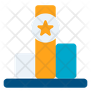 Rank Badge Award Icon