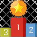 Rank Badge Medal Icon