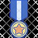 Rank Badge Military Icon