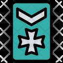 Rank Badge Rank Soldier Icon