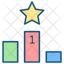 Award Ranking Growth Icon
