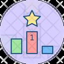 Award Ranking Growth Icon