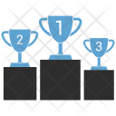 Ranking Cup Prize Icon