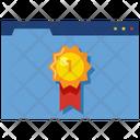 Ranking Rating Web Icon
