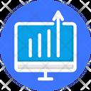 Ranking Seo Software Web Analytics Icon