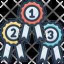 Ranking Category Range Icon