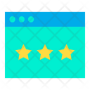 Rating Ranking For Webpage Ranking For Website Icon