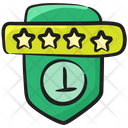 Ranking Badge Achievement Badge Award Icon