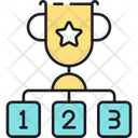 Trophy Ranking Factor Icon